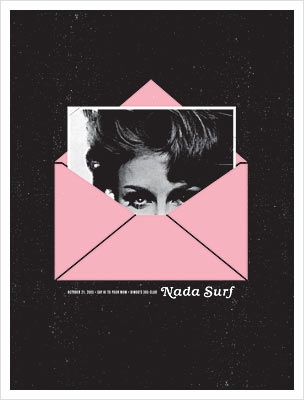 nada surf and poster image
