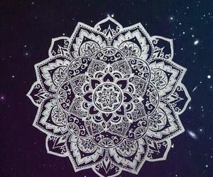 mandala and tumblr image