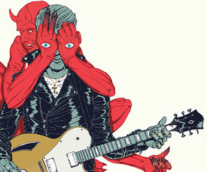 Josh Homme, music, and queens of the stone age image