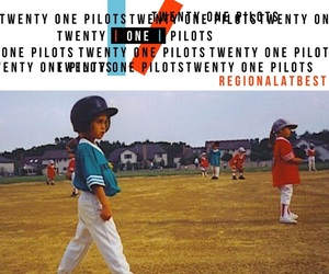 twenty one pilots, regional at best, and josh dun image