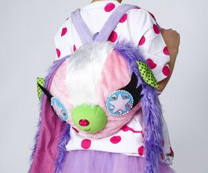 japan, kera, and backpack image