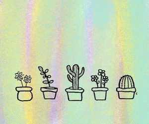 cellphone, plantas, and plants image