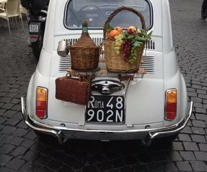 car, italy, and theme image