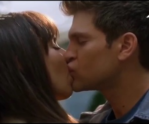 kiss, spencer, and toby image