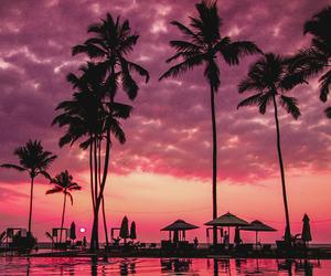 beach, wallpaper, and summer image