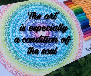 art, colors, and soul image