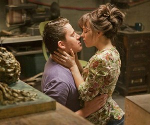 couple, channing tatum, and the vow image