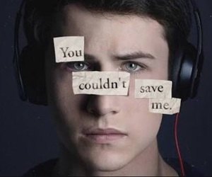 wallpaper, 13 reasons why, and clay jensen image