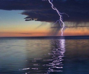 nature, storm, and sky image