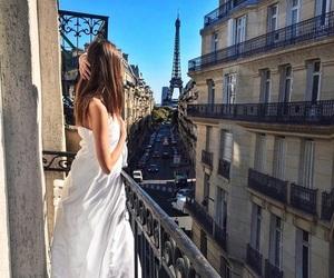 paris, france, and hair image