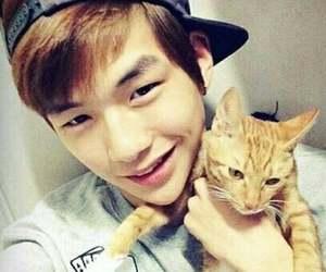 cat, selca, and cute image