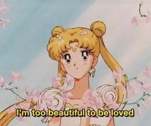 anime and sailor moon image