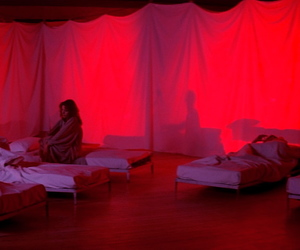 red and suspiria image