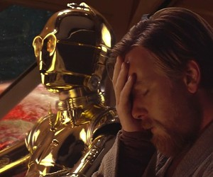 Anakin Skywalker, brother, and dead image