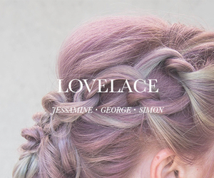 lovelace, shadowhunters, and the infernal devices image