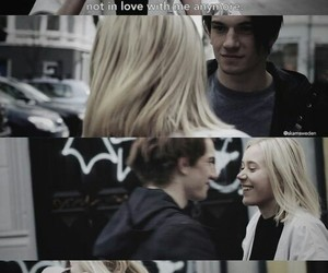 skam, tv show, and love image