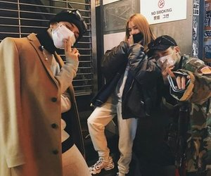 bobby, mino, and 2ne1 image