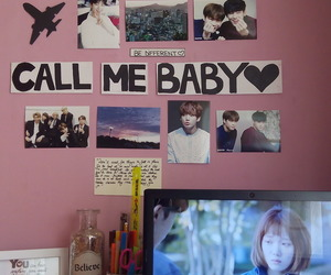 korean, room, and kpop image