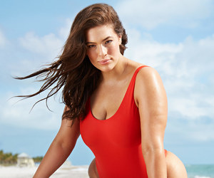 curvy, plus size, and swimsuits image