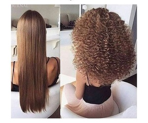 beautiful, beauty, and cheveux image