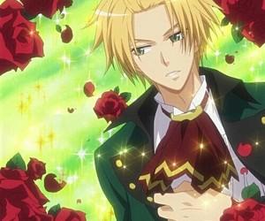 usui takumi, anime, and kaichou wa maid sama image