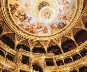 chandelier and opera image