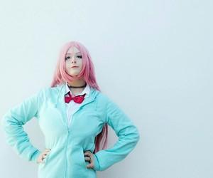anime, anime girl, and cosplay image