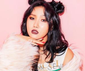 icon, hyejin, and kpop image