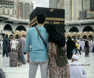 allah, hijab, and arab image
