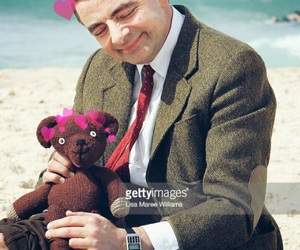 bean, mr, and teddy image