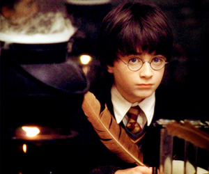 daniel radcliffe, hp, and potions image