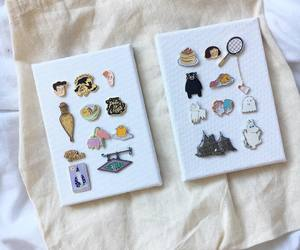 aesthetic, collection, and pin image