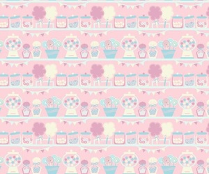 background, candies, and pink image