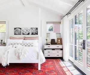 bedroom, master bedroom, and home decor image