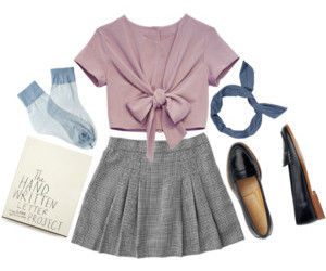 fashion, Polyvore, and girl image