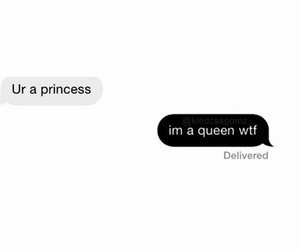 princess, Queen, and funny image