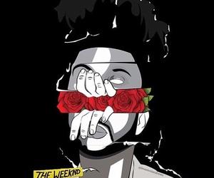 xo, the weeknd, and abel tesfaye image
