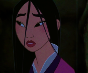 cartoons, mulan, and disney image
