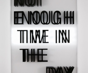 time, quote, and grunge image