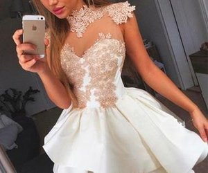 homecoming dress, dress, and homecoming dresses image