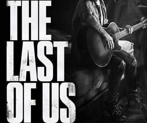 guitar, ellie, and the last of us image