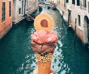 food, ice cream, and italy image