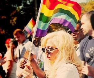 Lady gaga, gay, and gaga image