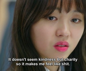 drama, kdrama, and quotes image