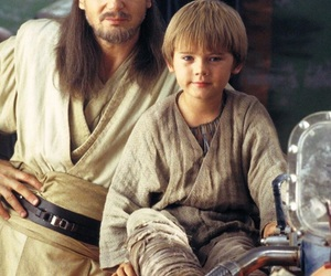 Anakin Skywalker and star wars image