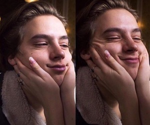 cole sprouse, boy, and tumblr image