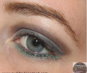 beauty, blueeyes, and maquillaje image