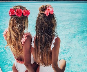 cool, girl, and summer image