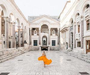 Croatia, orange, and travel image