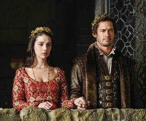 cw, francis, and reign image